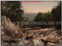 Bettws-y-Coed - Wales - Victorian Colour Images / prints - The Nostalgia Store