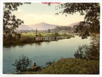 3. WALES - ABERGAVENNY Sugar Loaf Mountain - Colour  Images