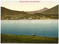 Arrochar - Scotland - Victorian Colour Image prints - The Nostalgia Store