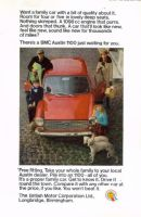 Retro Car Ad Posters - Austin 1100 Nov. 1968 colour advert - The Nostalgia Store