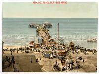 Blackpool set 1 - Victorian Colour Images / prints - The Nostalgia Store