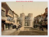 Canterbury - Victorian Colour Images / prints - The Nostalgia Store