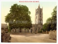 Cheddar - Victorian Colour Images / prints - The Nostalgia Store