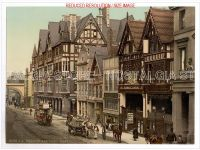 Chester - Victorian Colour Images / prints - The Nostalgia Store