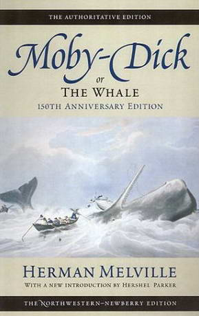 an analysis of the novel moby dick by herman melville The author of & sons says the herman melville classic regularly brings him to  tears  a great herd of readers profess devotion to herman melville's classic  moby-dick,  in his essay, gilbert looks directly at the book's shape-shifting form   armada, melville seems to choose this theme self-consciously: it's a.