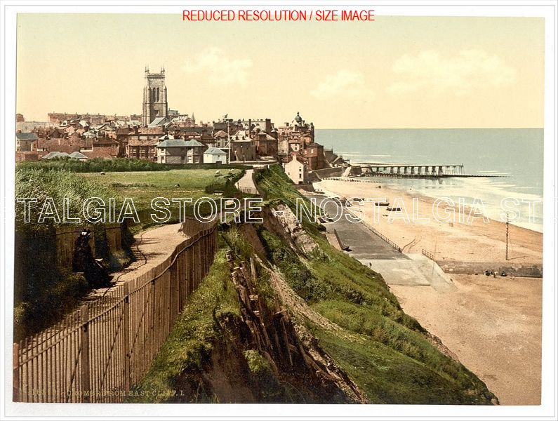 Cromer Norfolk Victorian Colour Images Prints The