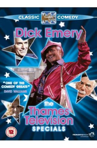 Hottie dick emery dvd