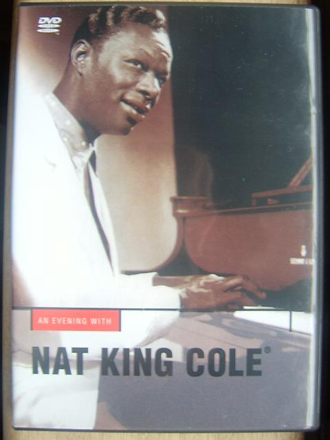 An Evening With Nat King Cole Dvd The Nostalgia Store