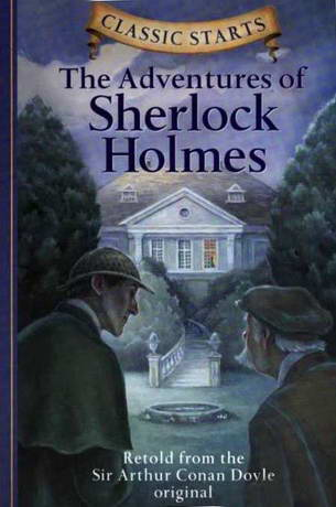 classic audio books the adventures of sherlock holmes by